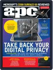 APC (Digital) Subscription October 1st, 2018 Issue