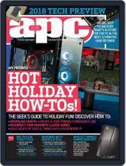 APC (Digital) Subscription January 1st, 2018 Issue