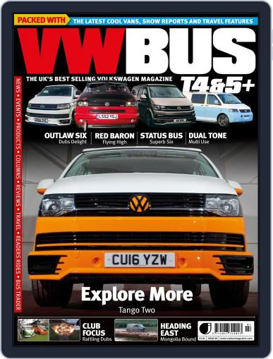 VW Bus T4&5+ (Digital) May 28th, 2020 Issue Cover