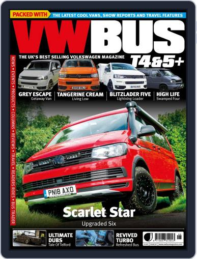VW Bus T4&5+ (Digital) April 30th, 2020 Issue Cover