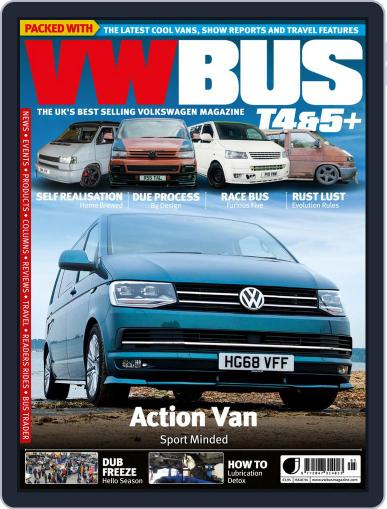 VW Bus T4&5+ (Digital) March 26th, 2020 Issue Cover