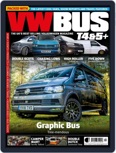VW Bus T4&5+ (Digital) February 27th, 2020 Issue Cover