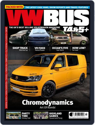 VW Bus T4&5+ (Digital) January 1st, 2020 Issue Cover