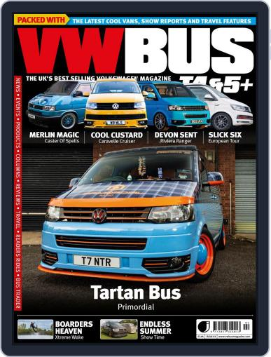 VW Bus T4&5+ (Digital) December 18th, 2019 Issue Cover
