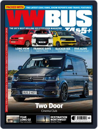 VW Bus T4&5+ (Digital) October 31st, 2019 Issue Cover
