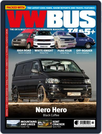 VW Bus T4&5+ (Digital) September 26th, 2019 Issue Cover