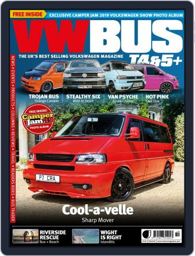 VW Bus T4&5+ (Digital) August 29th, 2019 Issue Cover