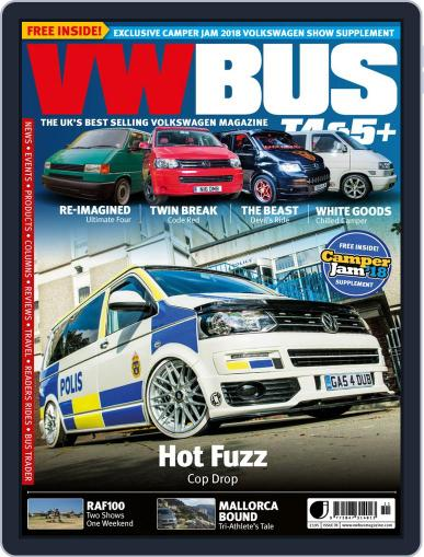 VW Bus T4&5+ (Digital) October 1st, 2018 Issue Cover