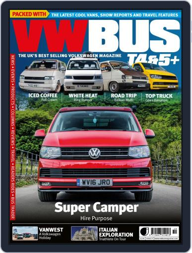 VW Bus T4&5+ (Digital) September 6th, 2018 Issue Cover
