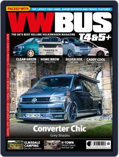 VW Bus T4&5+ (Digital) August 2nd, 2018 Issue Cover