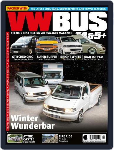 VW Bus T4&5+ (Digital) December 7th, 2017 Issue Cover