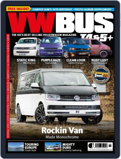 VW Bus T4&5+ (Digital) October 5th, 2017 Issue Cover