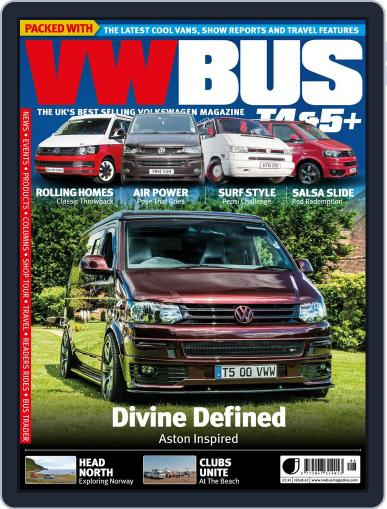 VW Bus T4&5+ (Digital) July 6th, 2017 Issue Cover