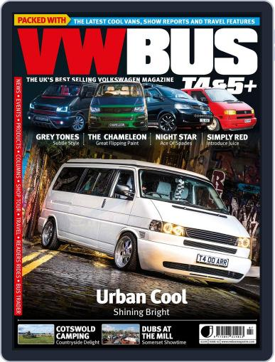 VW Bus T4&5+ (Digital) June 1st, 2017 Issue Cover