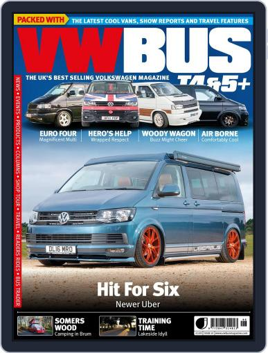 VW Bus T4&5+ (Digital) May 1st, 2017 Issue Cover