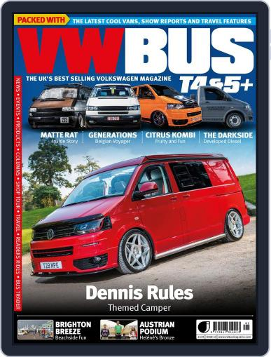 VW Bus T4&5+ (Digital) April 1st, 2017 Issue Cover
