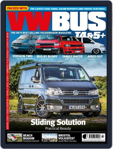 VW Bus T4&5+ (Digital) February 1st, 2017 Issue Cover