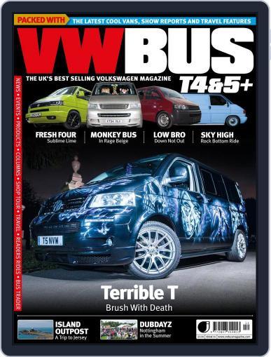 VW Bus T4&5+ (Digital) November 1st, 2016 Issue Cover