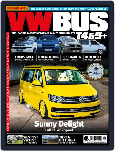 VW Bus T4&5+ (Digital) October 1st, 2016 Issue Cover