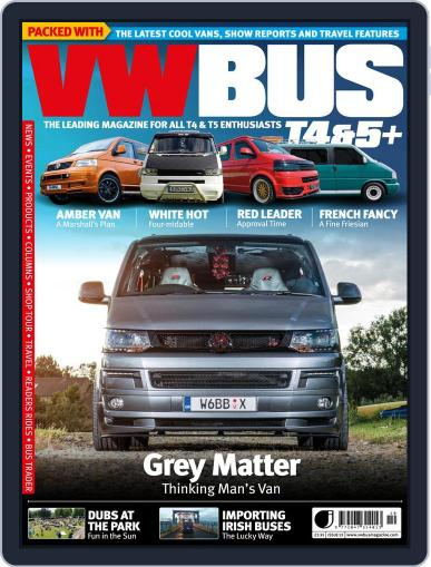 VW Bus T4&5+ (Digital) September 1st, 2016 Issue Cover