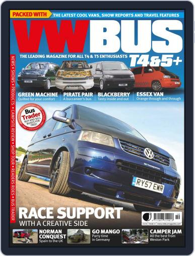VW Bus T4&5+ (Digital) September 8th, 2015 Issue Cover