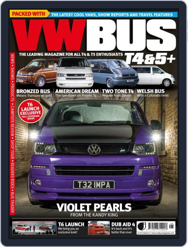 VW Bus T4&5+ (Digital) May 14th, 2015 Issue Cover