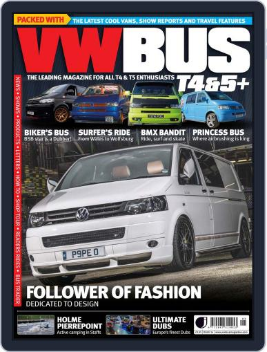 VW Bus T4&5+ (Digital) April 7th, 2015 Issue Cover