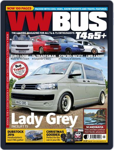 VW Bus T4&5+ (Digital) December 9th, 2014 Issue Cover