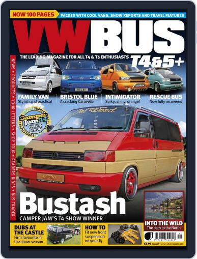 VW Bus T4&5+ (Digital) October 1st, 2014 Issue Cover