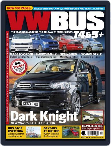 VW Bus T4&5+ (Digital) August 12th, 2014 Issue Cover