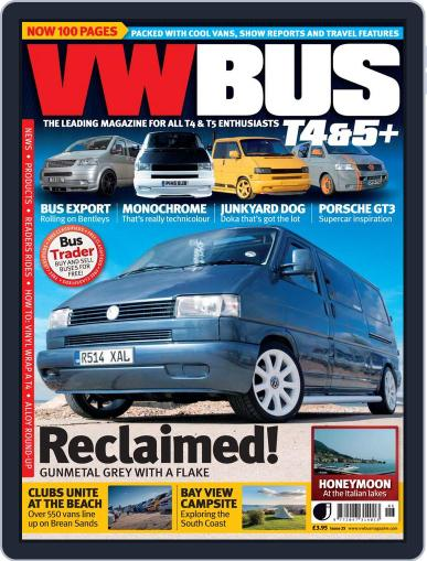 VW Bus T4&5+ (Digital) May 13th, 2014 Issue Cover