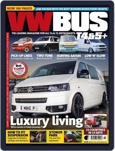 VW Bus T4&5+ (Digital) September 10th, 2013 Issue Cover