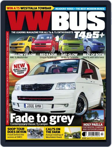 VW Bus T4&5+ (Digital) June 11th, 2013 Issue Cover