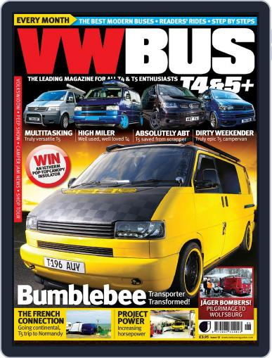 VW Bus T4&5+ (Digital) May 10th, 2013 Issue Cover