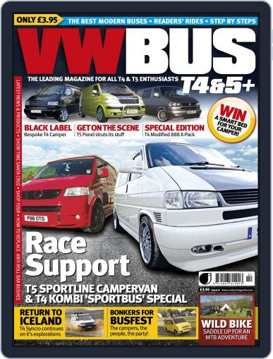 VW Bus T4&5+ (Digital) January 2nd, 2013 Issue Cover