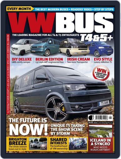VW Bus T4&5+ (Digital) December 11th, 2012 Issue Cover