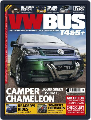 VW Bus T4&5+ (Digital) July 17th, 2012 Issue Cover