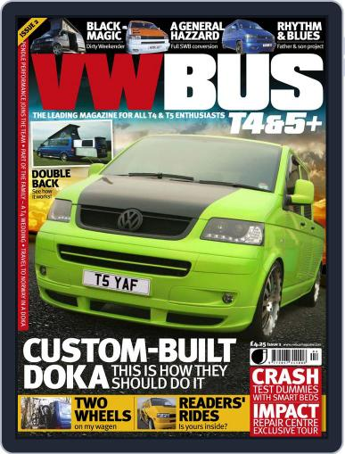 VW Bus T4&5+ (Digital) March 27th, 2012 Issue Cover