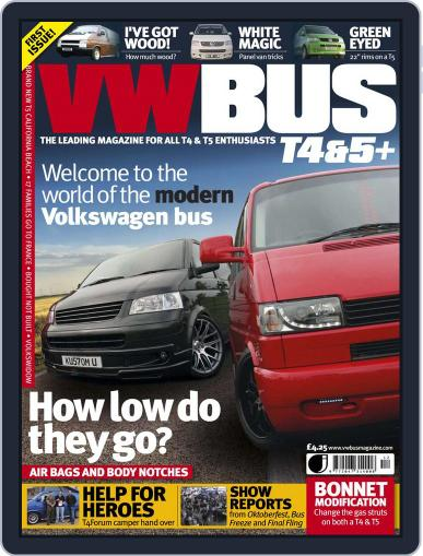 VW Bus T4&5+ (Digital) December 7th, 2011 Issue Cover