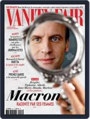 Vanity Fair France (Digital) Subscription May 1st, 2017 Issue