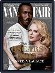 Vanity Fair France (Digital) Subscription January 1st, 2017 Issue