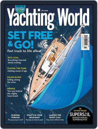 Yachting World (Digital) July 1st, 2020 Issue Cover