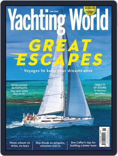 Yachting World (Digital) June 1st, 2020 Issue Cover