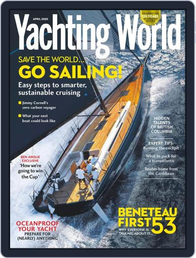 Yachting World (Digital) April 1st, 2020 Issue Cover