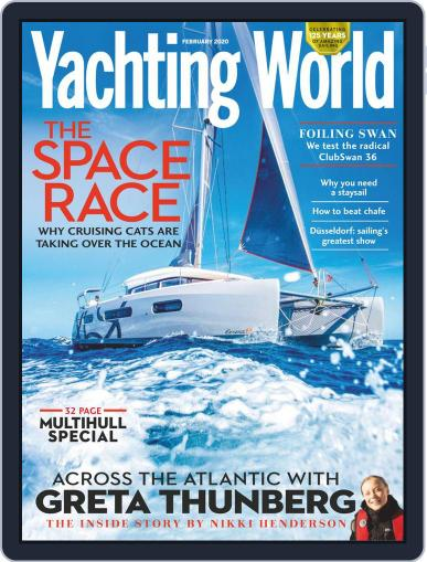 Yachting World (Digital) February 1st, 2020 Issue Cover