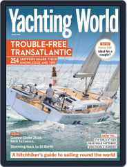 Yachting World (Digital) Subscription June 1st, 2018 Issue