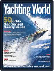 Yachting World (Digital) Subscription November 1st, 2016 Issue