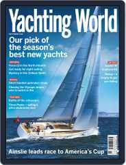 Yachting World (Digital) Subscription August 31st, 2016 Issue