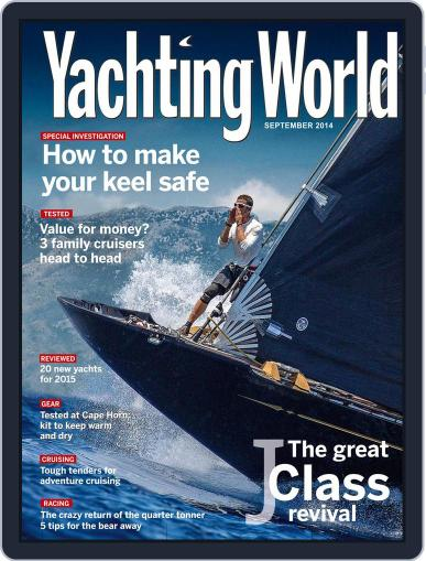 Yachting World (Digital) August 20th, 2014 Issue Cover