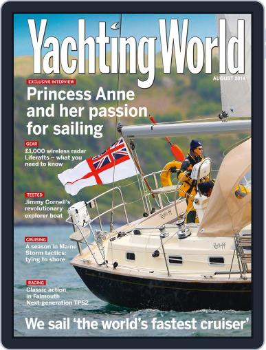 Yachting World (Digital) July 9th, 2014 Issue Cover